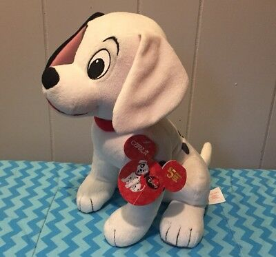 101 Dalmatians PATCH Walt Disney Plush KOHLS Kohl's Cares Disney