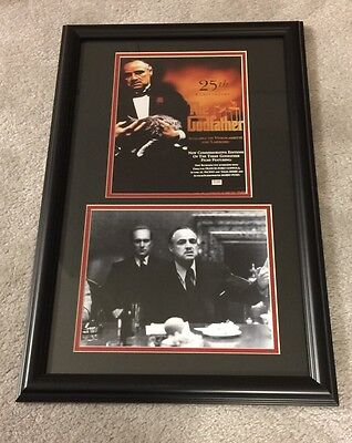 The Godfather Picture Frame