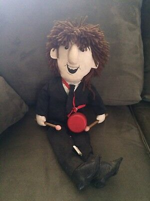 Ringo Starr Colectible Doll