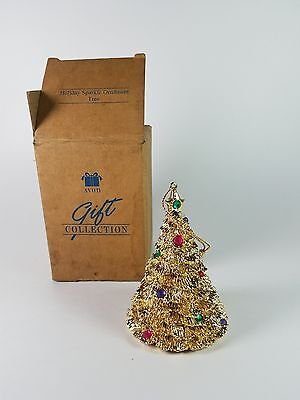 Avon Gift Collection Ornament Holiday Sparkle Tree