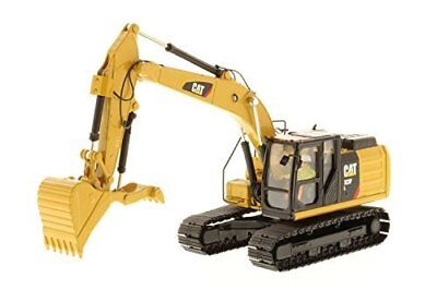 Platz Caterpillar 1:50 Scale Diecast Model Replica 32F L Hydraulic Excavator