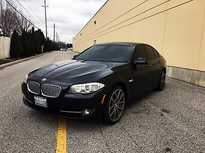 2011 BMW 5-Series 550i 2011 BMW 550i *Fully Loaded*