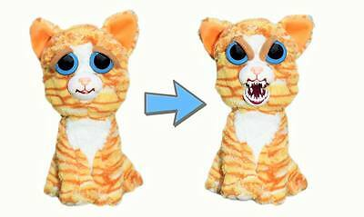 Wmc Feisty Pets Potty Mouth Kitty Plush Toy Nice To Feisty With A Squeeze