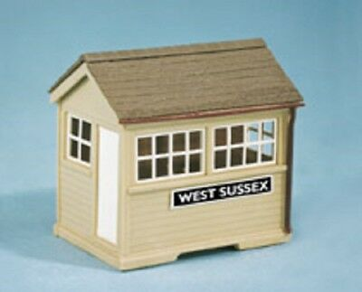 Wills Oo Scenic Series Ss29 Ground Level Signal Box Wss29