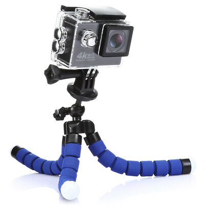 Universal Octopus Flexible Stand Tripod Mount Holder for Cell Phone Camera