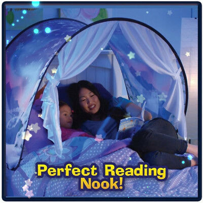 Kid Baby Dream Tents Winter Wonderland Foldable Tent Outdoor Camp Tent Xmas Gift