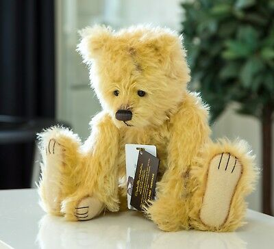 CHARLIE BEARS Heritage the Teddy bear Charlie Bear from the Isabelle Collection
