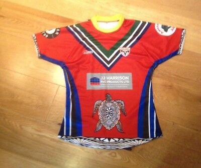 Pacific Islands Rugby League Shirt Very Unique