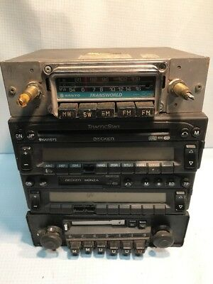 blaupunkt k ln rcm40 autoradio radio tuner 1 din cassette. Black Bedroom Furniture Sets. Home Design Ideas