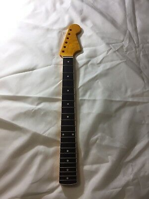 Replacement neck for Jazzmaster or Strat ( Rock Maple 🍁)