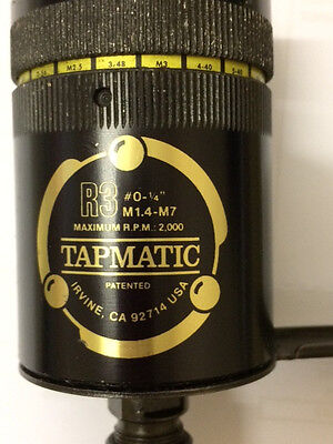 TAPMATIC R3 Used FAULTY auto reverse