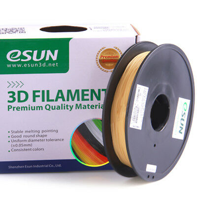 Natural Color 3D Printer Filament 1.75mm PVA For Print Printing Material 0.5KG