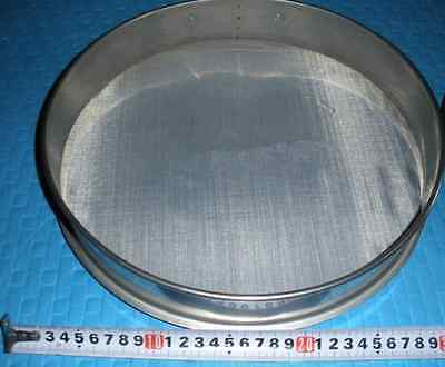 30cm Stainless Steel Sieve for Electric Chinese Medicine Vibrating Sieve Machine