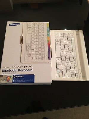 Samsung galaxy tab S Bluetooth Keyboard 8.4""