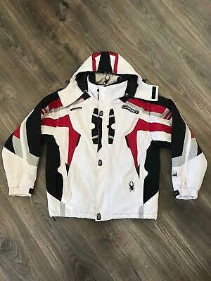 Mens Spyder Ski Jacket
