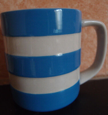 T G GREEN & CO original cornishware classic kitchenware blue cream large cup