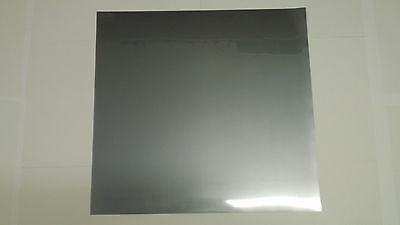 LCD polarized reflector sheet 500 x 500 mm - Silver color