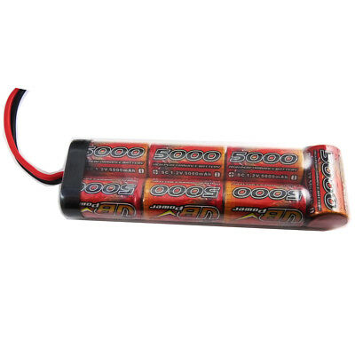 Airsoft Vb Power 8.4v Std Battery 5000mah Full Stock Type Rechargeable Toy Games