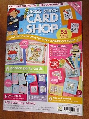 Cross Stitch Card Shop Issue 66 Patterns For 55 Cards