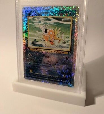 PSA Pokemon Card stand 3D printed (CARD NOT INCLUDED)