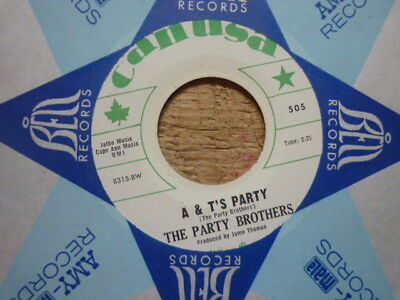 funkparty brothers a and ts party can/ usa usa orig 45