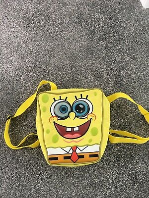Spongebob Small Backpack