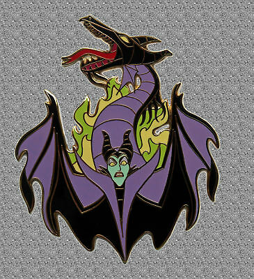 Maleficent Transformation Pin - Disney Auctions LE 100