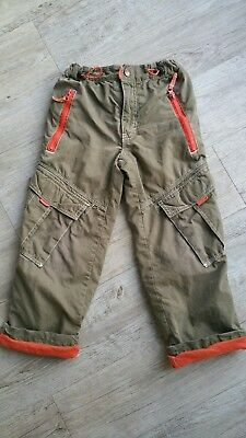 Mini boden boys trousers 7 years