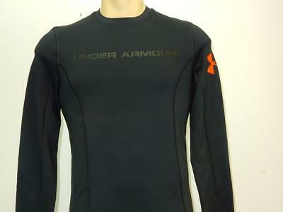 NWT$65 Under Armour Mens Combine Training Coldgear Long Sleeve Fitted Shirt