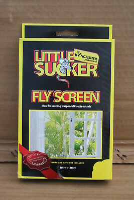 Wholesale stock job lot Insect Fly Screen Flyscreen Window Net Kit x13