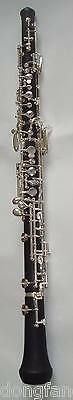 Eastern music C key Oboe ABS body semiautomatic silver plated for beginners