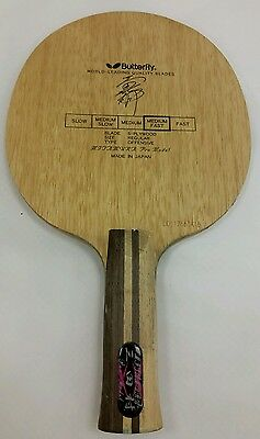Butterfly Black Tag Mitamura  Pro Model AN Table Tennis Blade/ Racket