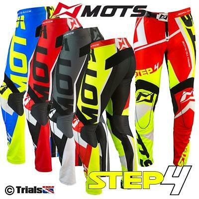 MOTS Step 4 Trials High Spec Riding Pants - In 5 Colours