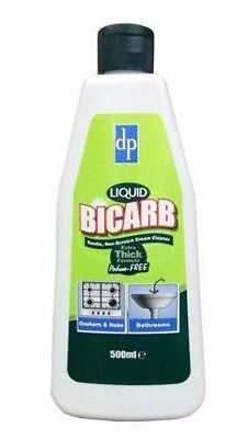 DriPak Bicarb Gentle, Non-Scratch Cream Cleaner, 500ml