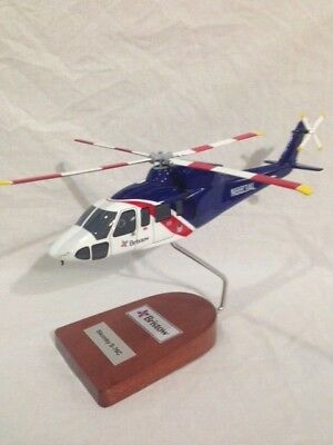 Bristow Helicopters Sikorsky S76C, scale model  helicopter