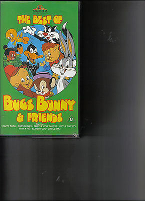 the best of bugs bunny and friends video