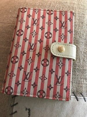 Beautiful Authentic Louis Vuitton Day Planner