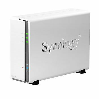 Synology ds112 + HD 500 GB
