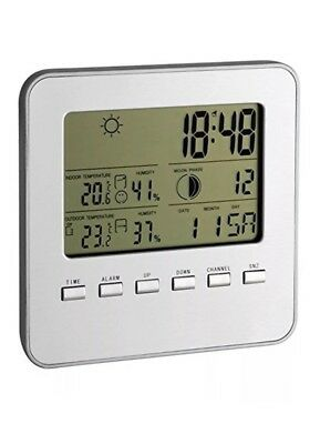 TFA Quadro Weather Station with Wireless Transmitter Digital Thermometer