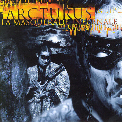 ARCTURUS - LA MASQUERADE INFERNALE  Music For Nations 1997 ED. LIMIT. 1000 Cop.