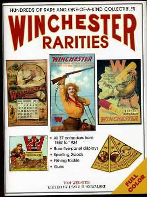 WINCHESTER RARITIES by Tom Webster * 2005 * HB/DJ * Collectibles & More
