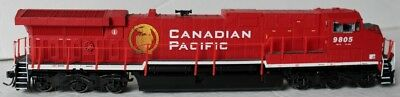 HO Broadway CP GE AC6000 Rd. #9805, Item #2127 (DCC and Sound)