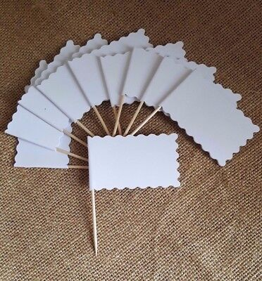 Paper Sandwich Flags Food Party Wedding Buffet Catering Picks Cocktail Stick