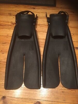 APOLLO BIO-FIN PRO Natures Wing Scuba Diving Fins, Size L, Made in Japan