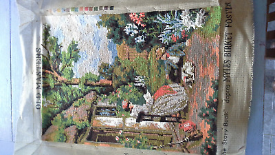 Twilleys Complete Tapestry The Story Book Myles Birket Foster Old Masters