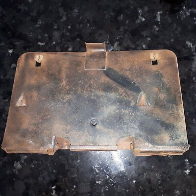 1960 Impala / Biscayne rear license plate bracket