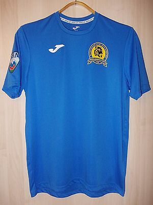 Match worn shirt FC Luch Energia Vladivostok RUSSIA Joma camisa TIGER
