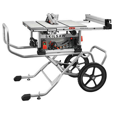 Skil SPT99-12 10'' Heavy Duty Worm Drive Table Saw & Stand New