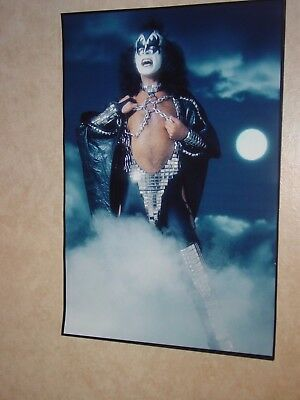 Kiss Photo 1978 Outtake 20X30 Archival Print From Actual Slide