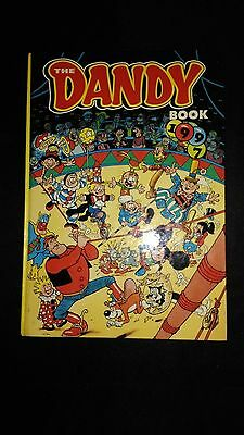 The Dandy Book 1997 Vintage Annual